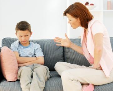 penerapan disiplin kepada anak