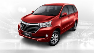 Harga Toyota Avanza di Pontianak Warna Dark Red Mica Metallic