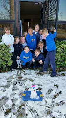Snow Makes for a Great Catholic 2nd Grade Science Lesson 2