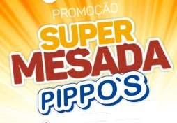 Nova Promoção Pippo's 2019 Até 10 Mil Reais Mesada - Torraditos, Brazitos e Scrusch