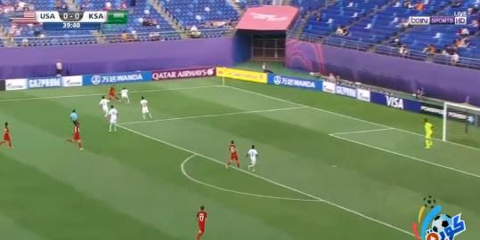 بالفيديو : ملخص واهداف تعادل السعودية وامريكا الاحد 28-05-2017 فى كأس العالم للشباب تحت 20 سنة