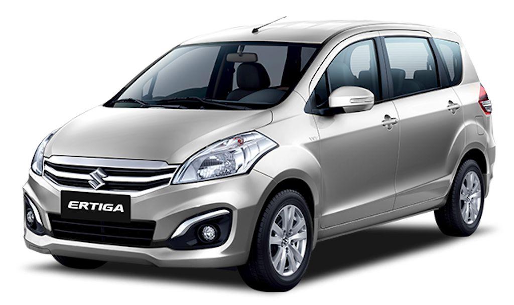 Updated Suzuki Philippines Updates Ertiga For 2016 W