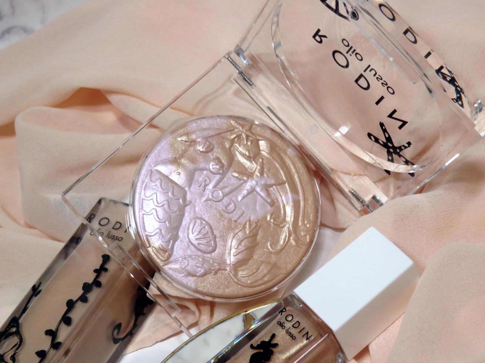 Review Rodin Olio Lusso Illuminating Powder Pretty Is My Profession Bobbi Brown Cheek Palette Limited Edition