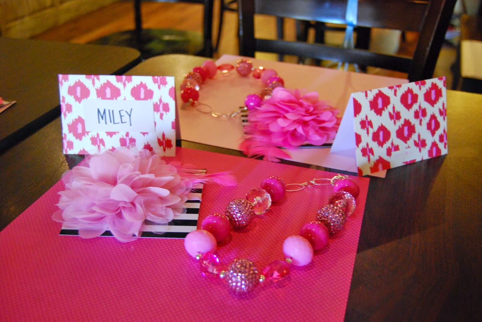 Momfessionals: Birthday Parties Past ;)