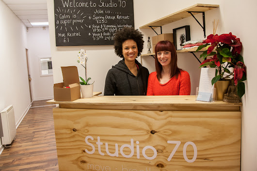 Studio 70 - Strathbungo's First Yoga Studio is Now Open
