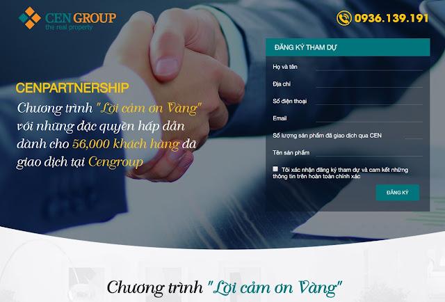 CENGROUP-to-chuc-su-kien-tri-an-khach-hang-Loi-cam-on-Vang