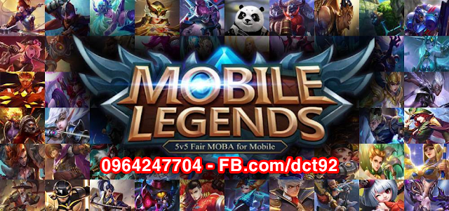 Nạp game Mobile Legend