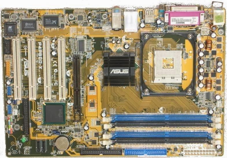 ASUS P4P800-X SOUNDMAX DESCARGAR CONTROLADOR