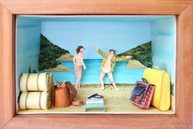 Diorama de Mar Cerdá