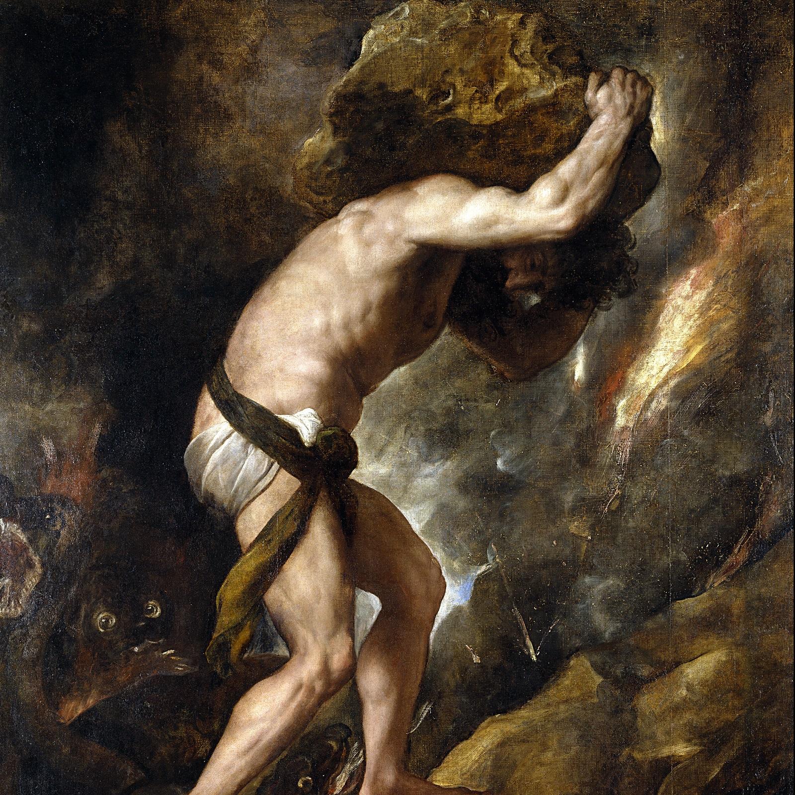 Episode 34 - A Sisyphean Task