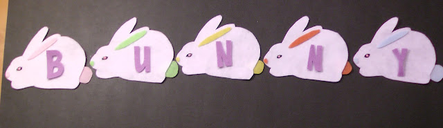 Flannel Board Fun BUNNY