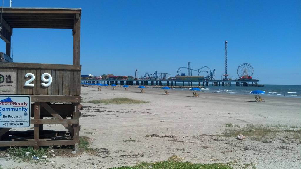 Lone Star Meanderings: Giddy-Up to Galveston, TX