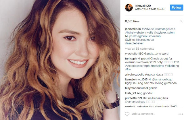 MUST SEE! Angelica Panganiban's New Look Will Prove That She's the Hottest Star in Showbiz Right Now!