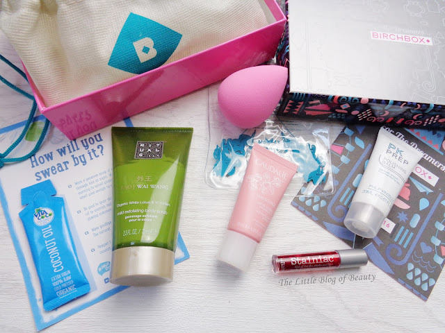 Birchbox May 2016 - For the Dreamers