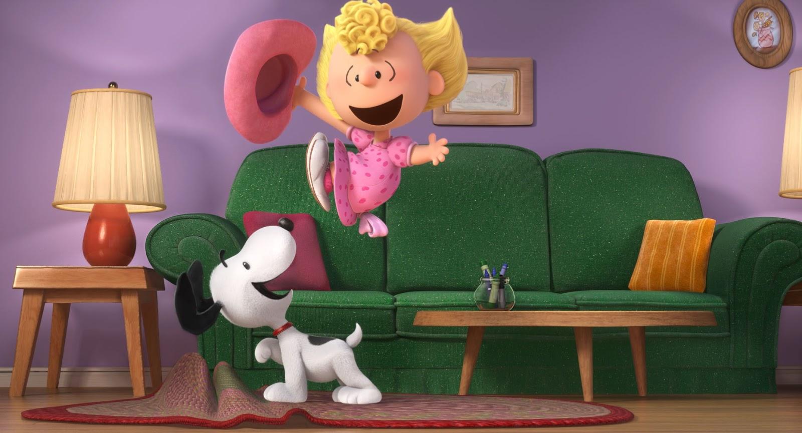 Filme – Snoopy e Charlie Brown – Peanuts, O Filme - Frases