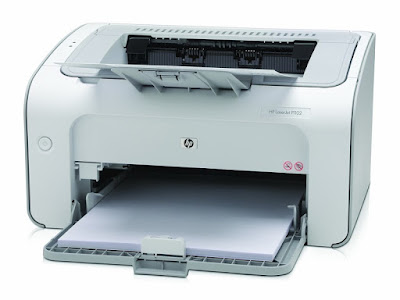 Image HP LaserJet Pro P1102 Printer Driver