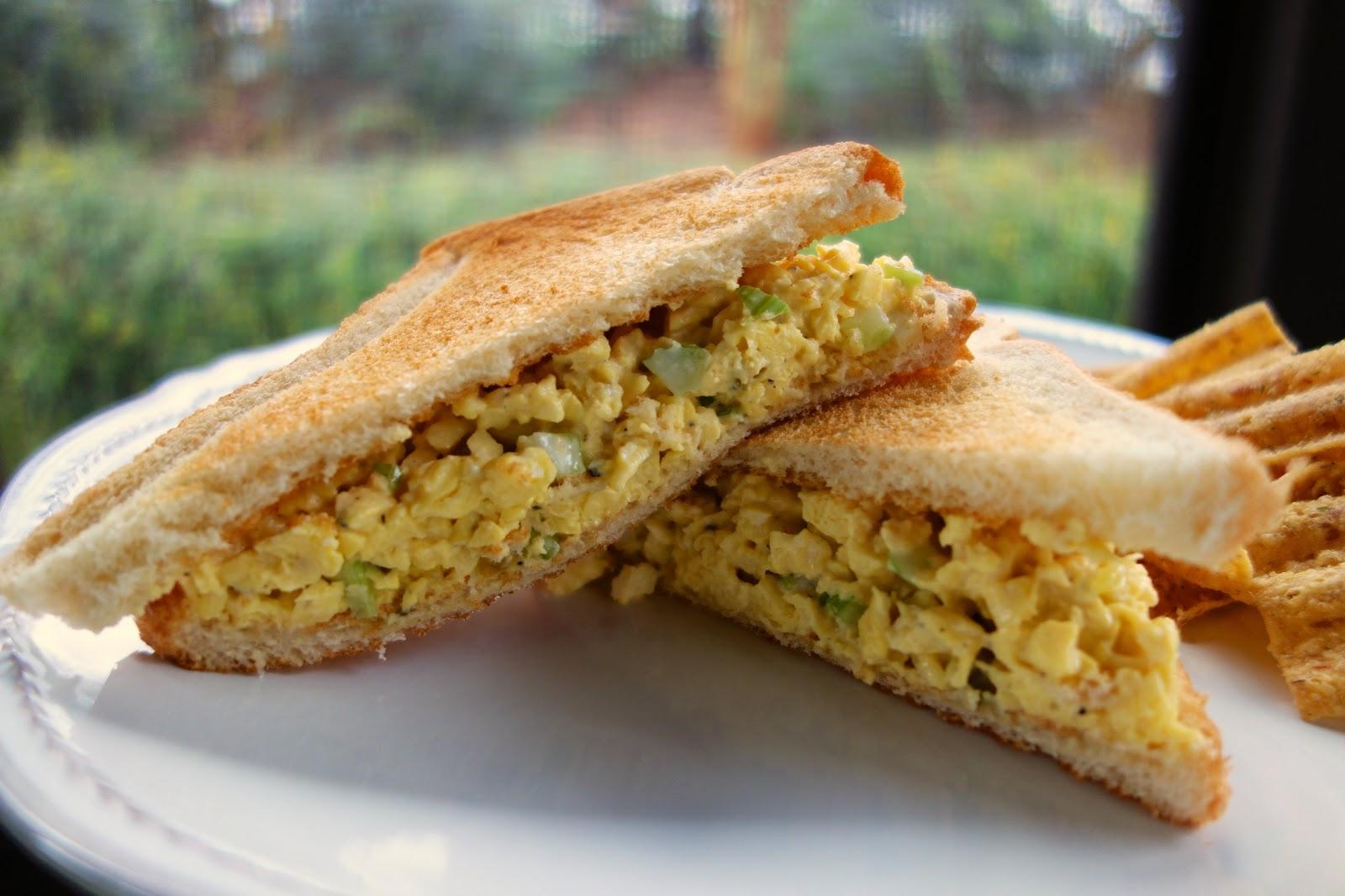 Image result for Scrambled Egg Sandwich