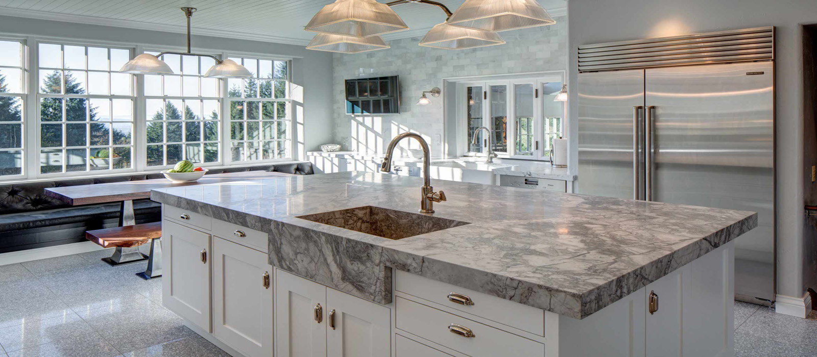 Top Granite Kitchen Platforms And Modern Countertop