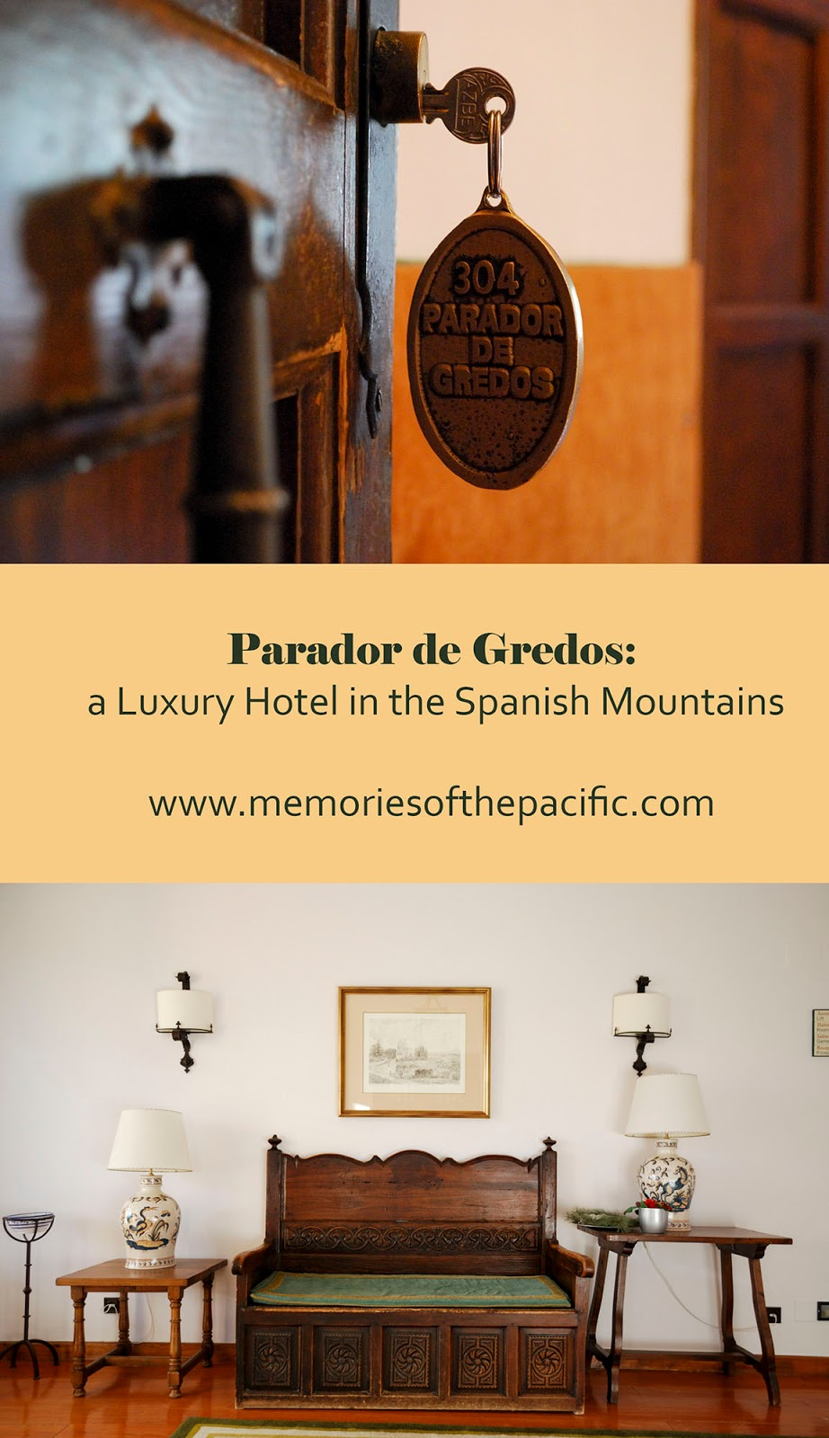 parador gredos sierra avila luxury hotel spain navarredonda nature mountain hike unique