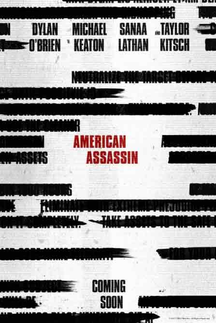 Sinopsis, Cerita & Review Film American Assassin (2017)