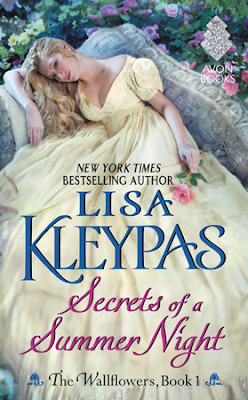Book Review: Secrets of a Summer Night (The Wallflowers #1) by Lisa Kleypas | About That Story