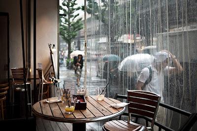 Qua cơn mưa mùa hạ