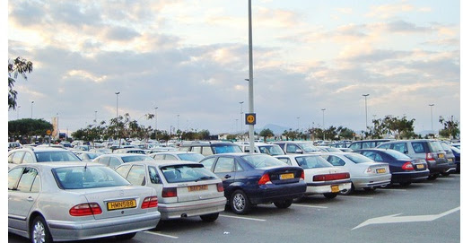 Booking airport parking is an important to-do in your travel list