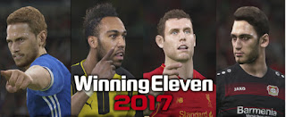 Winning eleven 17 Apk Terbaru Full transfer