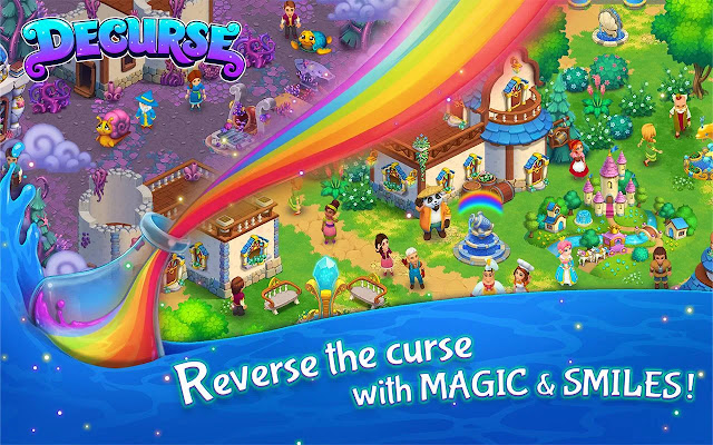 Decurse – A New Magic Farming Game v1.0.152 MOD