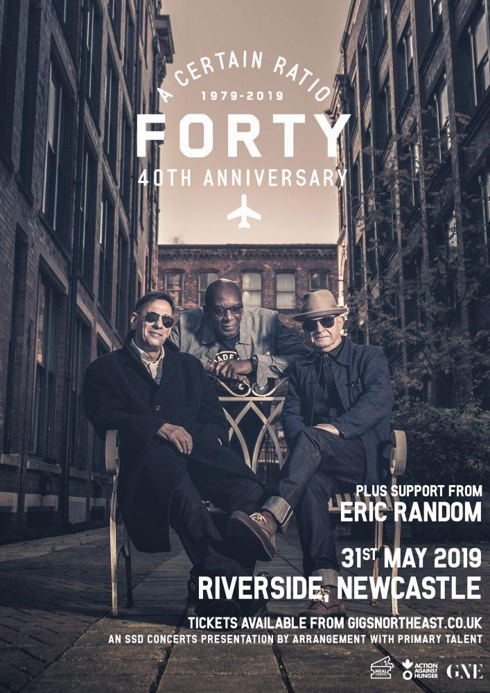 ACR Gigography - 31 May 2019, Riverside, Newcastle upon Tyne