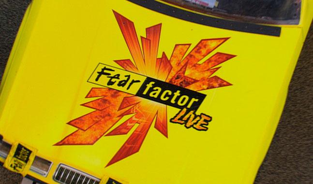 Fear Factor Live Universal Studios Orlando