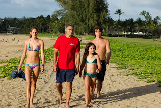 the descendants-shailene woodley-george clooney-amara miller-nick krause