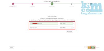 Cara Memasang Live Chat Gratis di Blogger- Kanginformasi.com