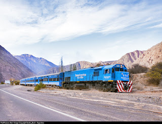 Un mal año para los Trenes Turísticos