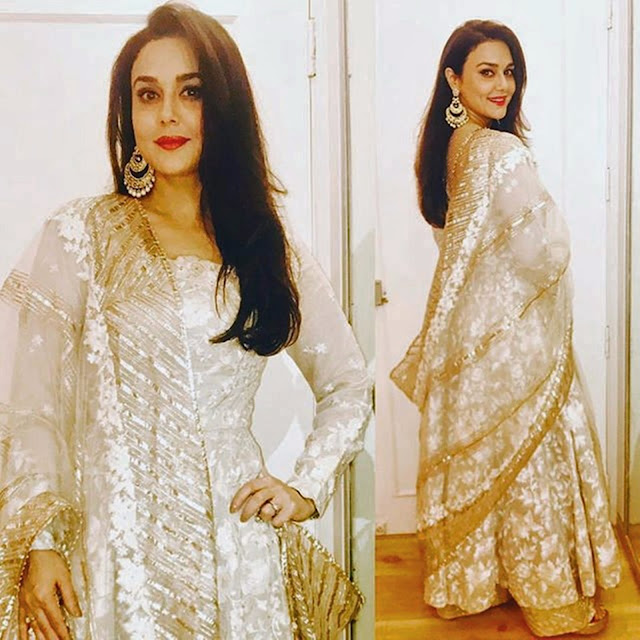 Preity Zinta In Rimple Harpreet Narula