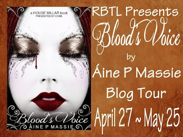 RBTL Presents Blood's Voice by Aine P Massie