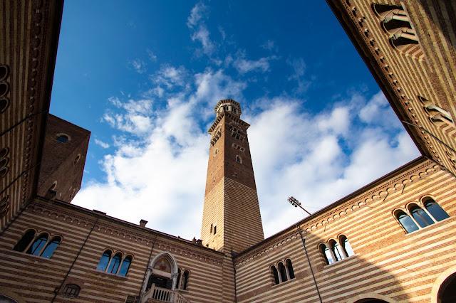 Torre dei Lamberti-Verona