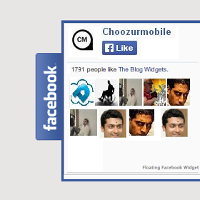 floating fb widget