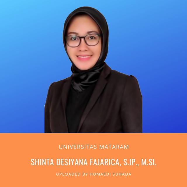 Shinta Desiyana Fajarica