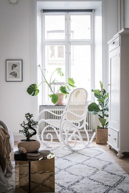 Luminoso apartamento en Suecia