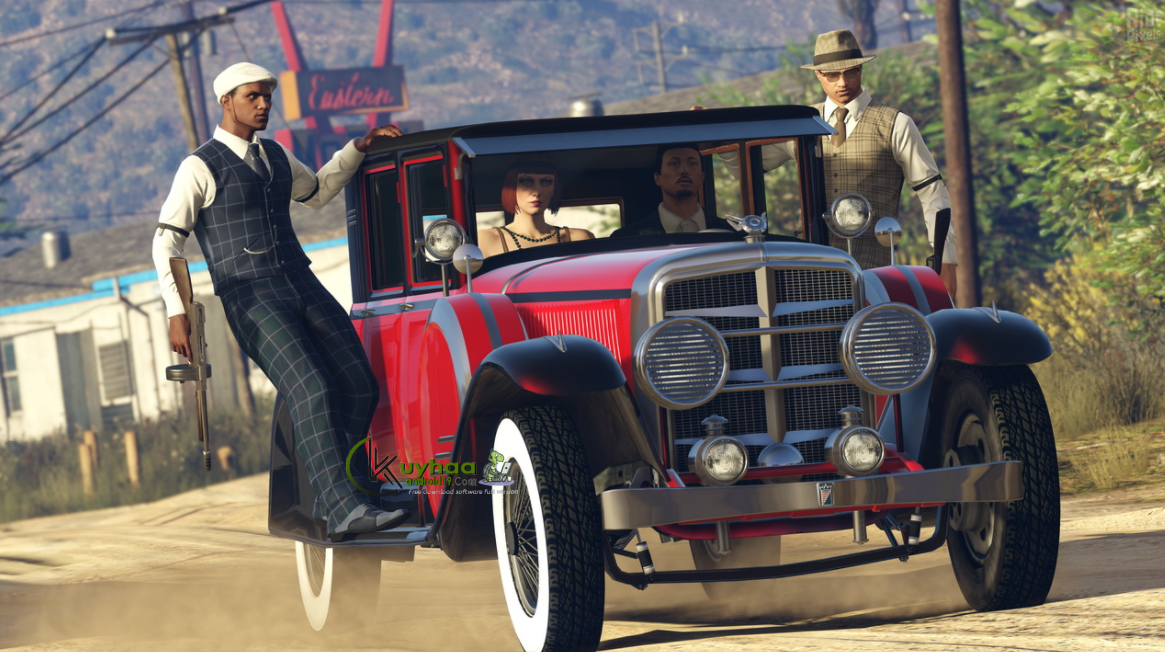 Updated Grand Theft Auto V / GTA 5 v1.0.1180.1/1.41 (Lolly Repack)