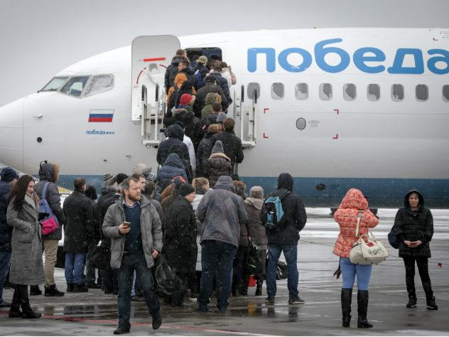 Пассажиры и сотрудники «Победы» реанимировали в полете больного ребенка