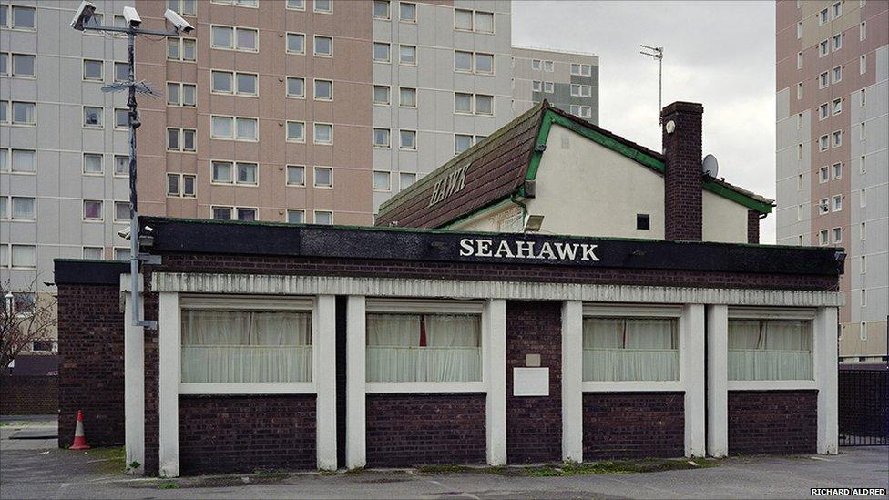 Pubs Of Manchester Seahawk Bold Street