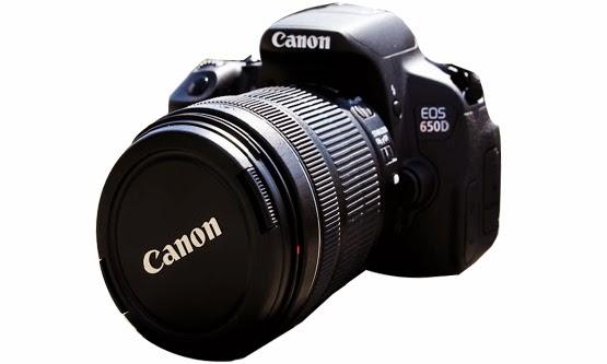 Harga Kamera DSLR Canon EOS 650D serta Spesifikasi Terbaru