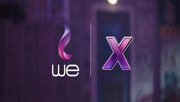شرح الإشتراك في باقات X من we وي للإنترنت المصرية للإتصالات