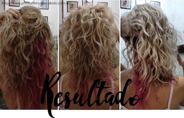 Produto Artesanal para o cabelo