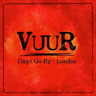 "Το single των Vuur ""Days Go By - London"""