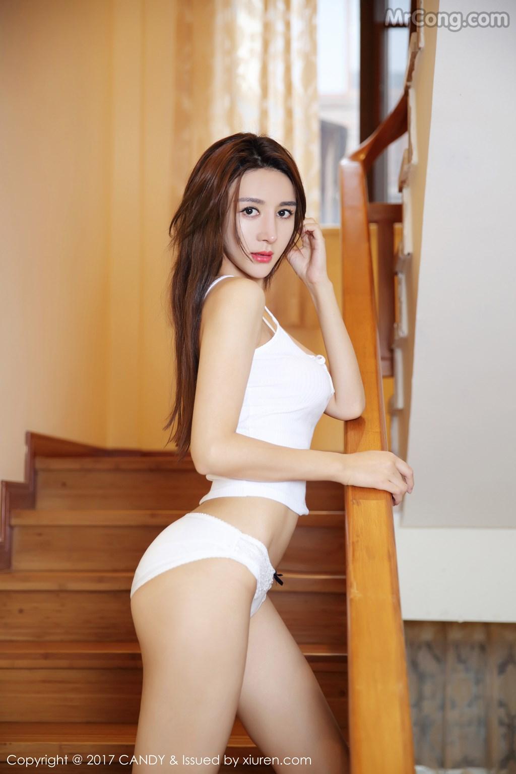 CANDY Vol.026: Model Yi Li Na (伊莉娜) (54 photos)
