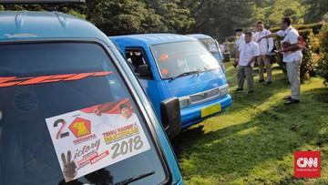 Bikin Malu! Jemput Peserta Rakornas Gerindra, Sopir Angkot Belum Dibayar
