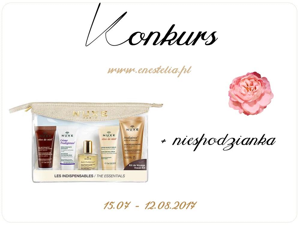 Konkurs | Wygraj podróżny zestaw kosmetyków Nuxe